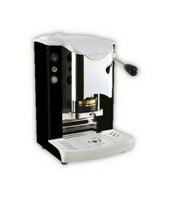 Machine à café ESE44mm pour dosettes - Porte-accessoire FABER SLOT INOX + - Noir
