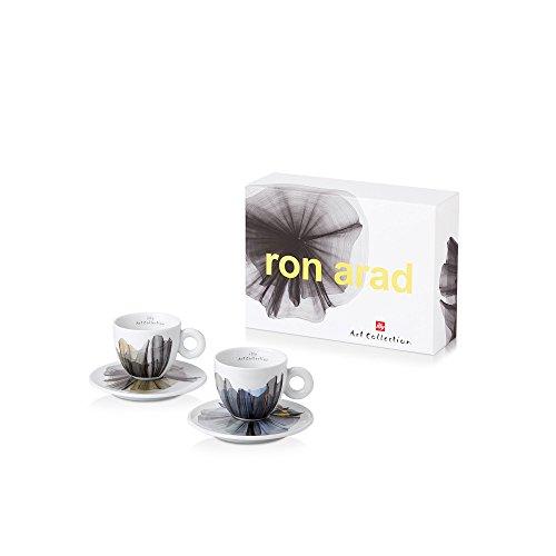 Ron Arad - 2 tasses à café expresso - ILLY ART COLLECTION
