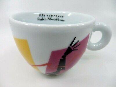 ILLY ESPRESSO PEDRO ALMODOVAR tasse à café tasse à cappuccino 3 tasse