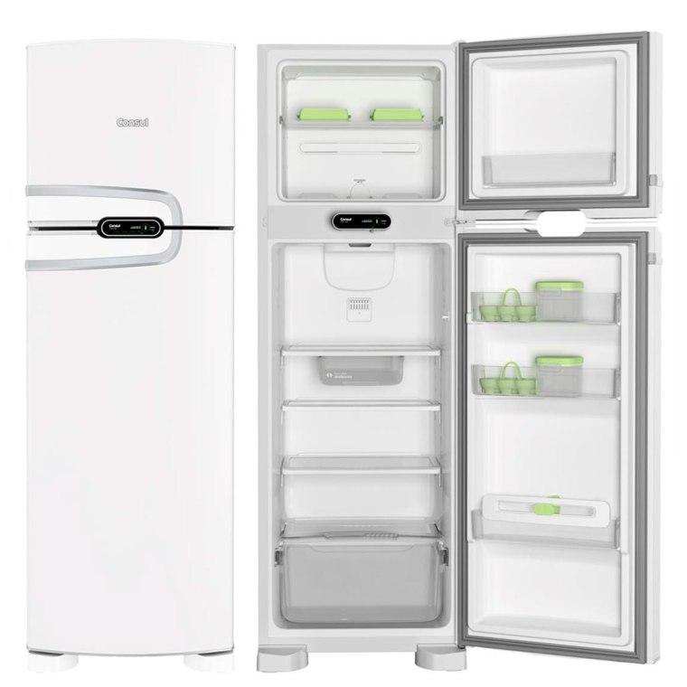 Réfrigérateur Duplex sans givre Réfrigérateur 275 litres CRM35NB