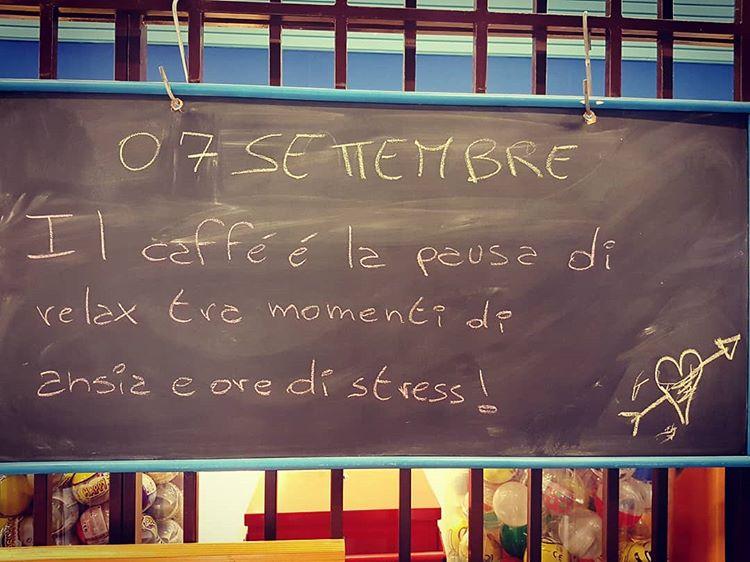 Les médias de shanet87: la solution à tous vos problèmes ... #ansia #stress # coffee #coffee #italy #coffeetime #breakfast #buong
