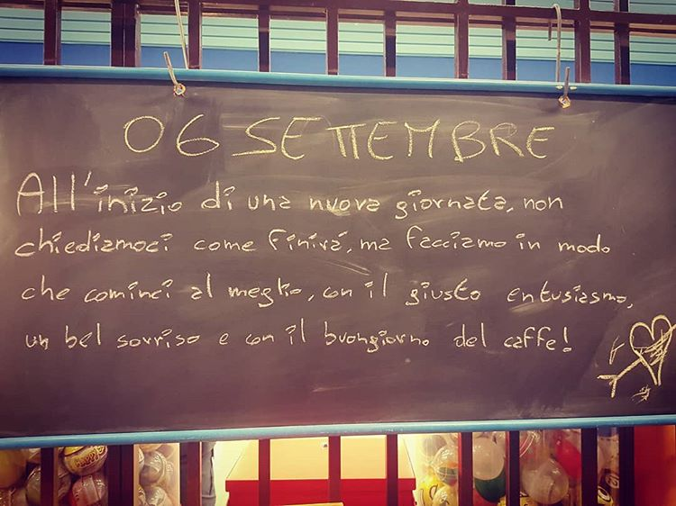 Les médias de shanet87: # caffè #coffee #italy #coffeetime #breakfast #good #bar #food # petit-déjeuner #love #caffe #foodpo