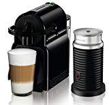 Machine à café espresso Nespresso Inissia & Aeroccino EN80.BAE, noir