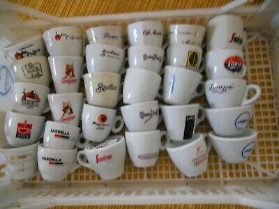 Ensemble De 30 Tasses À Café Espresso Tous Différents
