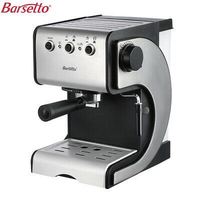 Cafetière espresso italienne multifonctions de type BARSETTO, haute pré F1B1