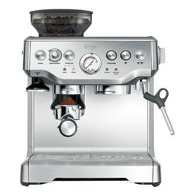 Sage Espresso-Maschine Kaffeemaschine Siebträger Espresso Barista Express