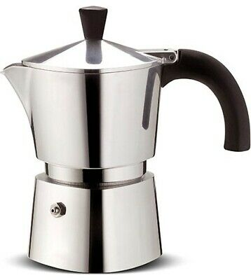 LAGOSTINA Machine à expresso Cafetière Moka 6Tz 010321200006 Brava