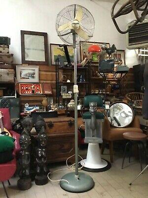 Ercole Marelli ventilateur vintage au sol modèle 0 404 / C