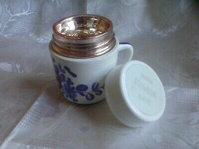 Tasse isotherme pour café RARA Macabo Ceramica Vintage ANNI 70's illy termos