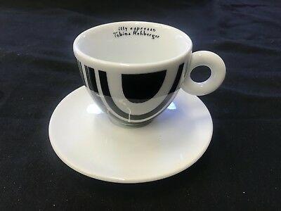 Illy expresso tasse à café cappuccino expresso Tobias Rehberger ipa