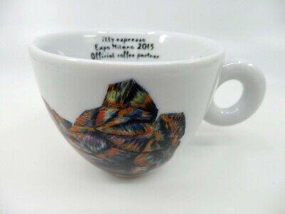 ILLY ESPRESSO EXPO MILAN 2015 tasse à café tasse à cappuccino 2 tasse
