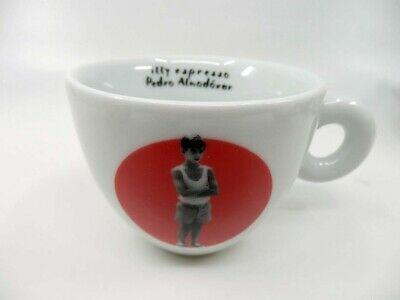 ILLY ESPRESSO PEDRO ALMODOVAR tasse à café tasse à cappuccino 1 tasse