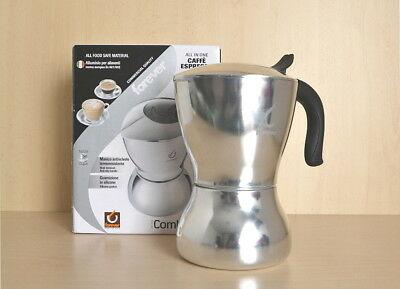 Machine à Cappuccino Espresso Miss CombiDuo 2 Tasses / Coupes Pour Toujours
