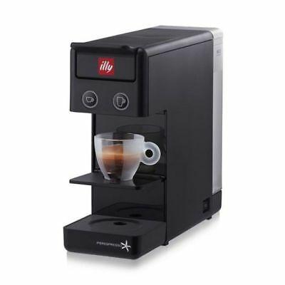 Machines à café expresso Illy y3 noires iperespresso + 14 capsules gratuites