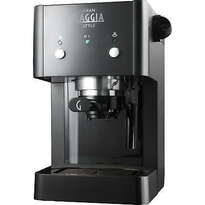 Gaggia RI8423 11 Machine à café expresso de style Gran Gaggia avec distributeur