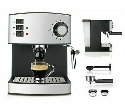 Machine à café expresso automatique Hoomei 850 W et Cappuccino Automatic Professional