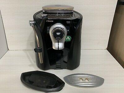 machine à café tour saeco noir plus FAILURE FOR SPARE PARTS