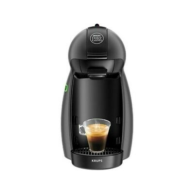 Krups Petite machine à café Kp100Bkp Nescafé Sweet Taste Black + 32 Capsules