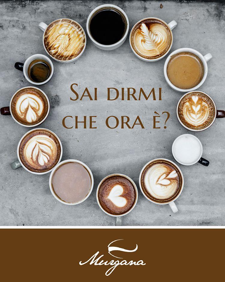Les médias de murganacaffe: ☕ Caffè Murgana depuis 1998 𝓢𝓪𝓲 𝓭𝓲𝓻𝓶𝓲 𝓬𝓱𝓮 𝓸𝓻𝓪? ☎ Tél. 0933 067038 ☎  #murgana #
