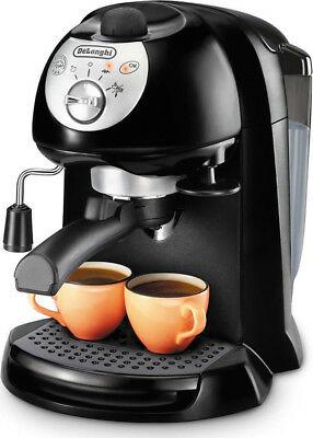 Ese De Longhi Machine à Café Cappuccino De Longhi Espresso EC 201.CD.B