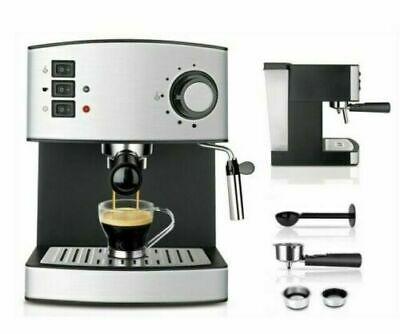 Machine à café expresso - Cappuccino - 850W 1.6L - Professionnel