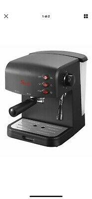 MACHINE À CAFÉ ESPRESSO 850W Cappuccino italien 15 bars, SANS CAPSULE