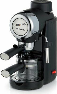 Poudre moulue de cappuccino de machine à expresso manuelle Ariete 1340 Mokita