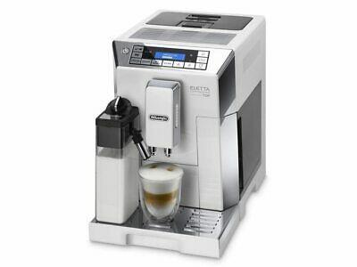 Haut De Cappuccino De Longhi Eletta ECAM 45.760.W Garantie Machine à Café Italie