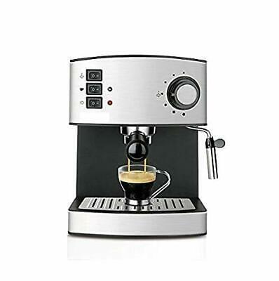 Machine à café expresso cappuccino 850W pour la maison