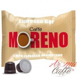 100 capsules Nespresso Caffè Moreno (ESPRESSO BAR MIX)