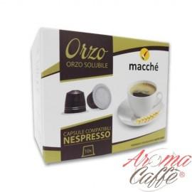 taches de café, capsules d'orge Nespresso compatibles