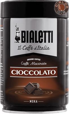 Café moulu au chocolat moka 250g