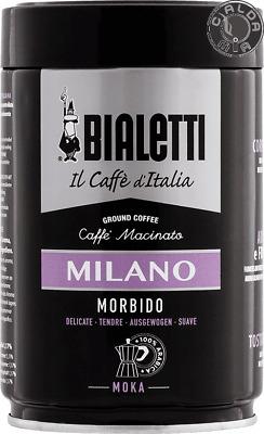 Café moulu Moka Milano 250g