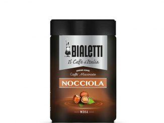 CAFÉ MOULU AVEC NOISETTE Pot Bialetti pour café expresso moka GR 250 - 13,90 EUR
