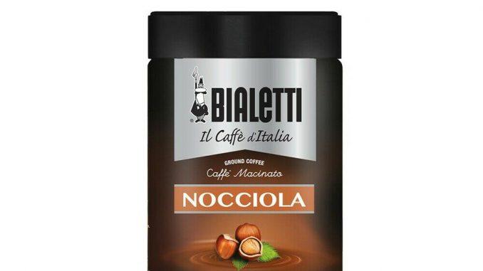 <pre><pre>CAFÉ MOULU AVEC NOISETTE Pot Bialetti pour café expresso moka GR 250 - 13,90 EUR