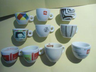 ILLY CAFÉ - 10 tasses à expresso - Expo - Venise - Dek - Trieste - Classique - Etc - 34,99 EUR
