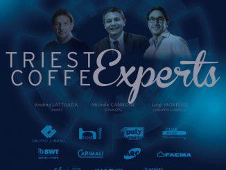 Le Trieste Coffee Experts 2019 célèbre les 40 + 30 ans de café des frères Bazzara