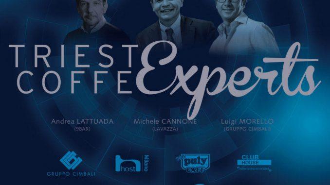 <pre><pre>Le Trieste Coffee Experts 2019 célèbre les 40 + 30 ans de café des frères Bazzara