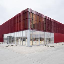 <pre><pre>Les italo-allemands Heim Balp Architekten repensent la société de café en Roumanie