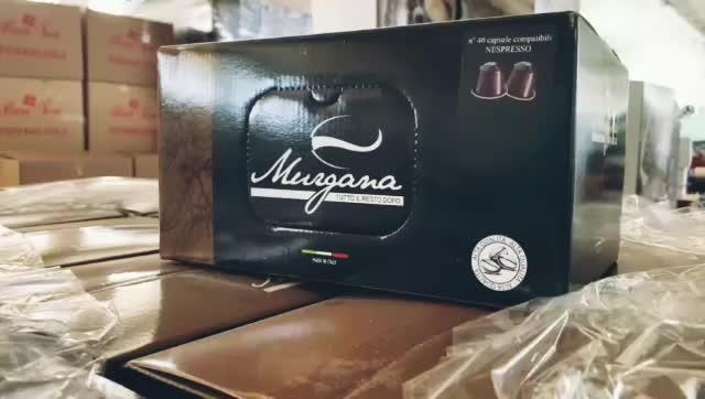 Murganacaffe Médias: ☕ Caffè Murgana de 1998 ☕  La production de Caffè Murgana ☎ Tel. 0933 067038 ☎ https: // caffemur