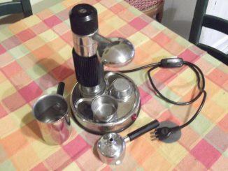 MACHINE À CAFÉ VINTAGE Espresso AMA Italie - 16,50 EUR