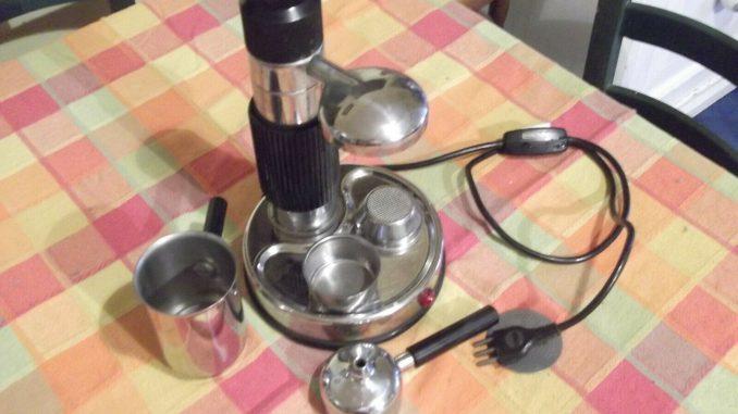 <pre><pre>MACHINE À CAFÉ VINTAGE Espresso AMA Italie - 16,50 EUR