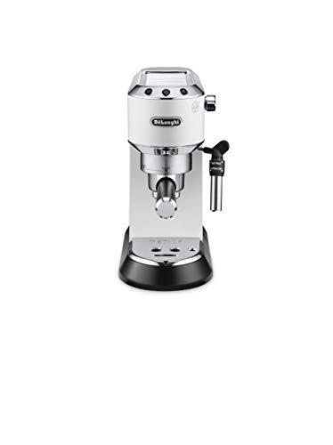 Machine à espresso manuelle DeLonghi EC 685.W, 1350 W, 2 tasses, Métal, blanc