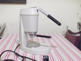 Machine à café avec levier zerowatt vintage jamais utilisé - EUR 31.50