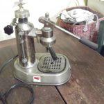 Machine à café les paons vintage Europiccola à restaurer - 20,00 EUR