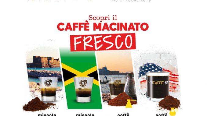 <pre><pre>MilanoCaffè 2019: 101Caffè présente sa gamme fraîchement moulue