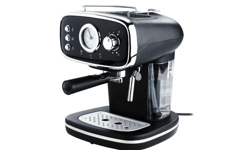 Risque De Choc électrique Lidl Appelle Une Machine à Café