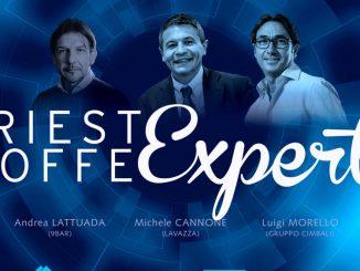 l'occasion de célébrer les 40 + 30 ans de café de Franco et Mauro Bazzara