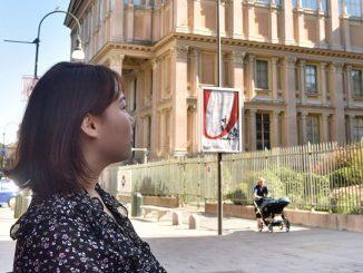 """""""Turin? C'est"""" beau """"mais ça lutte la langue"""": une journée avec Sitong Wu, une étudiante chinoise en ville pour étudier en tant que manager:"""