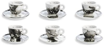 Illy Collection Coffee Cups 1999 - Le bus s'arrête devant le café - Darryl Pottorf
